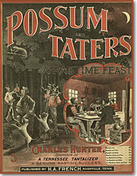 Possum and Taters Rag